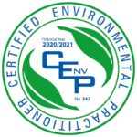 Certified Environmental Practitioner